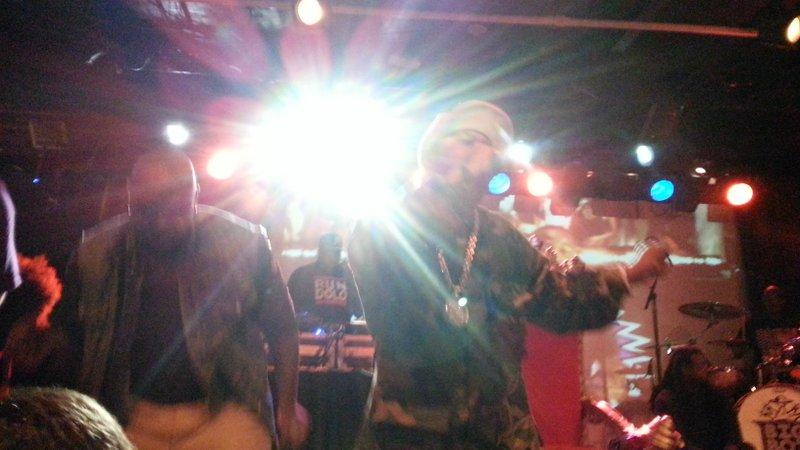 Big Boi at Paradise Lounge